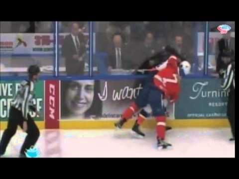 Artem Sergeev vs. Justin Courtnall