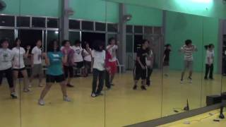 Jeremiah Carcellar Choreography - Naw Meen - Baby Boy Da Prince