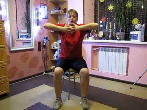 ЛФК для локтя. Часть 1 / Physical therapy for elbow