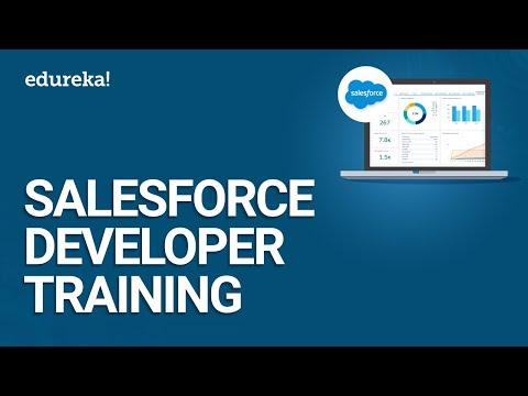 Salesforce Developer Training Videos For Beginners | Salesforce ...