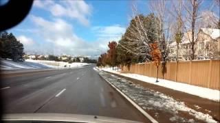 Snow Movie in Highlands Ranch Colorado