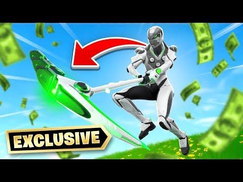 *NEW* Exclusive Xbox Fortnite Skin