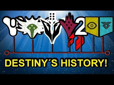 Destiny's Lore and Timeline for Forsaken | Myelin Games