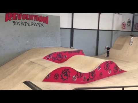 Revolution Skatepark Scooter Competition 2016
