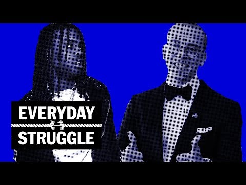 Kanye March Madness Bracket, Chief Keef Mt. Rushmore, Logic's New Deal | Everyday Struggle
