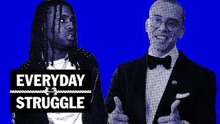 Everyday Struggle - Kanye March Madness Bracket, Chief Keef Mt. Rushmore, Logic's New Deal
