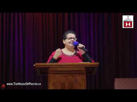 """He is risen"" with Pastor Jean Tracey (THOP)"