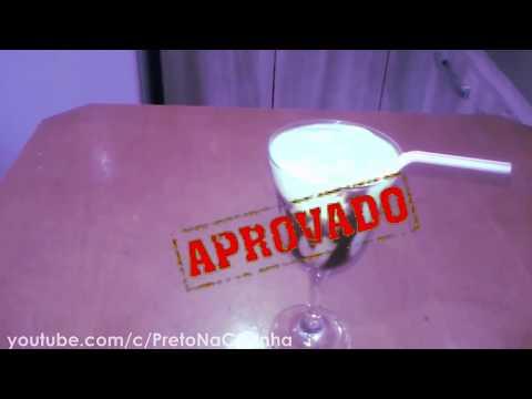 PINA COLADA (Abacaxi amassado) | Preto Na Cozinha
