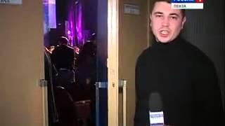 Кипелов в Пензе (13.03.13) ТК Россия 1