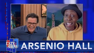 """""""That's What Every Comic Wants"""" - Arsenio Hall On Making Johnny Carson Laugh thumbnail"""