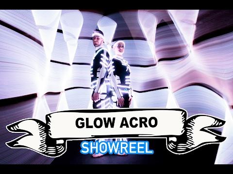 Glow Acro Video
