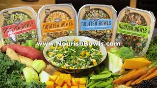 Mann's Nourish Bowls®- To Nourish is to Flourish!