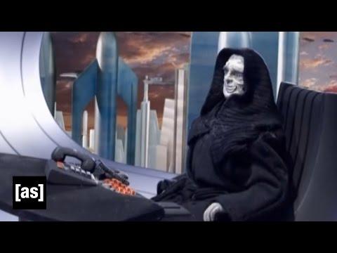 Darth Vader volá Imperátorovi