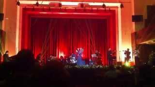 Karolina Goceva- Calgiska (07.11.2015, Beograd) LIVE