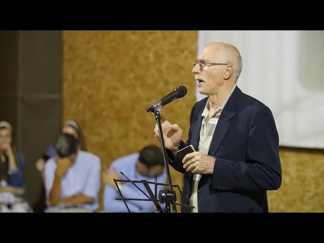 Vasile Moscaliuc - Cuvânt în tabăra de vară de la Voroneț - 20 iulie 2018