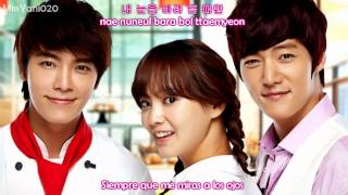 [Panda and the Hedgehog OST] Kwon Soon Il  ~ Promise(Sub Esp. Han. Rom)