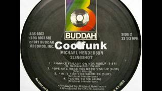 Michael Henderson - In It For The Goodies (Funk 1981)