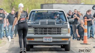 Street Race Cars Perform Social Distancing - Corona Days #1