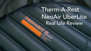 Therm-A-Rest NeoAir UberLite REVIEW