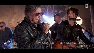 Nicola Sirkis chante 'L'opportuniste'