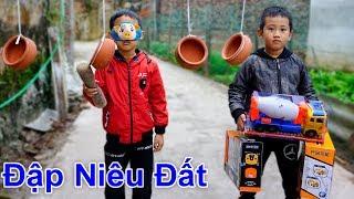 Trò Chơi Dân Gian Đập Niêu Đất - Bé Nhím TV - Đồ Chơi Trẻ Em Thiếu Nhi