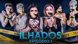 NOSSO PREDIO FOI INVADIDO PARA O LANÇAMENTO DO FILME! EP. 1 Desafio Ilhados