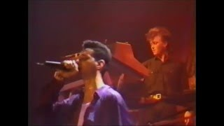 Depeche Mode - It´s called a heart - 1986 london