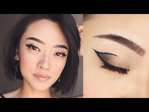 Graphic Liner For Monolids | Monolid Makeup