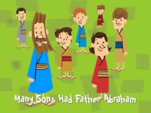 Father Abraham had many Sons - Kids Praise & Worship Bible Song