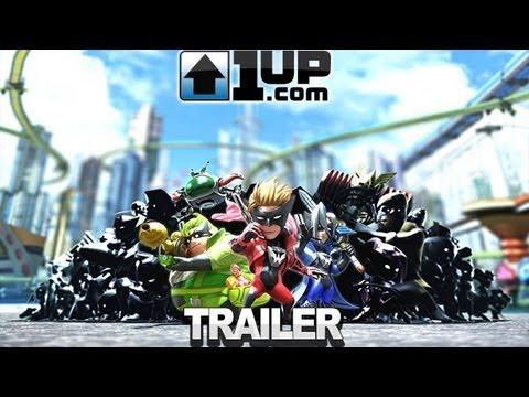 Видео № 1 из игры Wonderful 101 (Б/У) [Wii U]