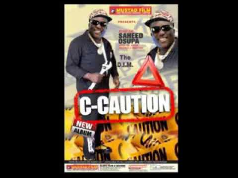 C.CAUTION OSUPA NEW ALBUM