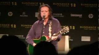 "Donovan Live 2012- ""There Is a Mountain"" (720p HD) at the Sundance Film Festival January 26, 2012"