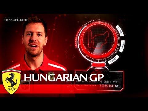 Hungarian Grand Prix Preview – Scuderia Ferrari 2018