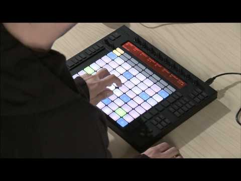 Ableton Push: The MPC Of The Future Is Here