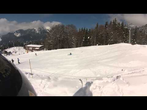 Ski à St Pierre de Chartreuse
