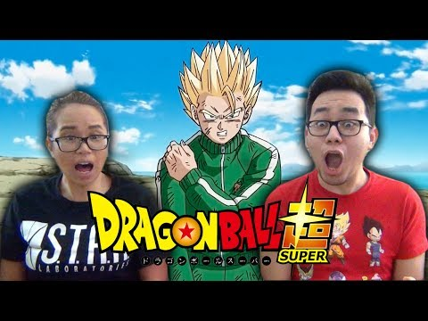 DRAGON BALL SUPER English Dub Episode 22 REACTION His Name Is GINYU Review