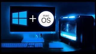 Мой ПК - БЕЗ ПОНТОВ | WINDA + MAC OS 2В1