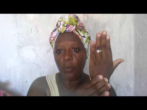 Doenças de pregos a mãos e o seu tratamento