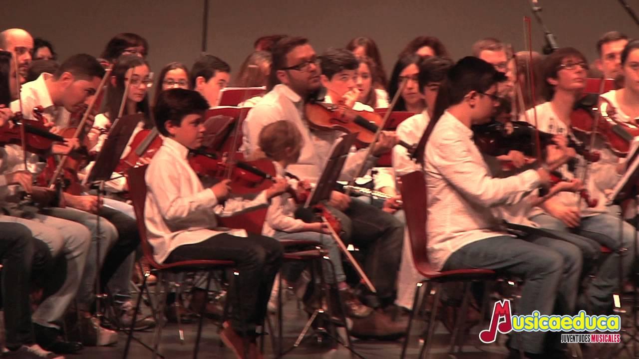 """""""El Mundo es Música"""" - 3º movimiento - Juan Antonio Simarro"""