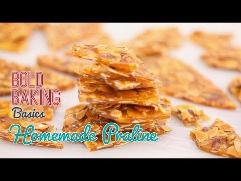 How to Make Praline Candy   Gemma's Bold Baking Basics