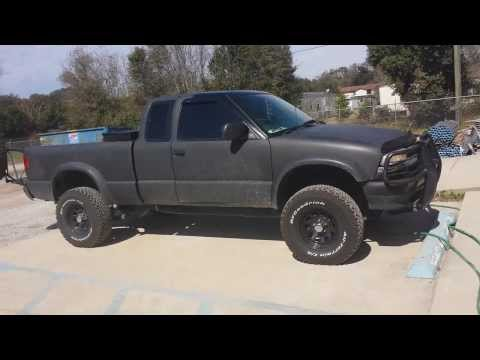 Chevy S10 ZR2 Project Truck