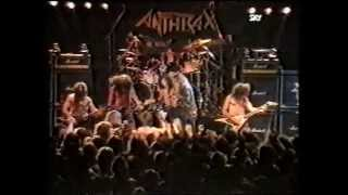 Anthrax - Hung Ho,  Live in Bochum 1986