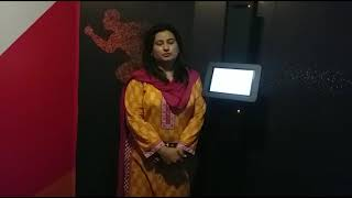 Mahwish Nazli, Software Engineer, shares her fat loss journey with the Fit3D scanner