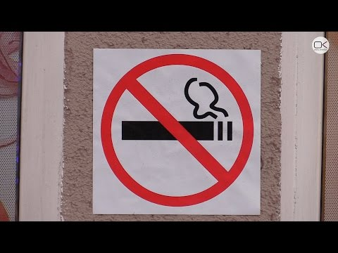 В России обсуждается введение тотального запрета на курение