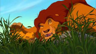 The Lion King 3D - Movie Clip