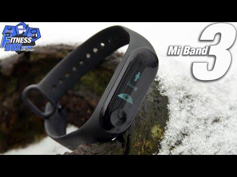 Xiaomi Mi Band 3 im Test: FITNESS- und SPORTFUNKTIONEN vom 30 Euro-Fitnessarmband!