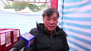 車公廟解籤師傅陳天恩:梁振英會禍及家人