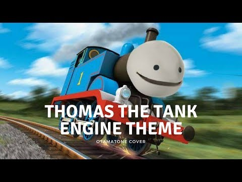 Thomas the Tank Engine Theme - Otamatone Cover