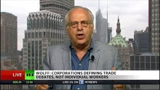 NAFTA deal is 'all about corporations' – Richard Wolff