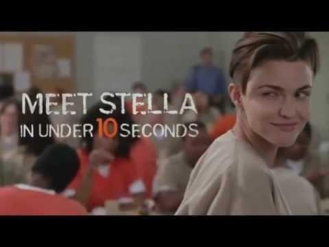 Orange is the New Black - Season 3 - Meet Stella Carlin (Ruby Rose) Sneak Peek